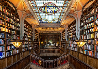 Livraria Lello opens a new window to the World through online sale